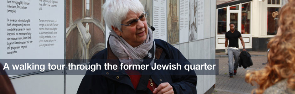 A walking tour through the former Jewish quarter