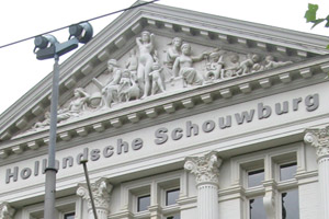 The Hollandsche Schouwburg